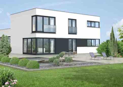 Bauset, Bauset-Hausplaner, meinHausplaner - Vorschlag 10