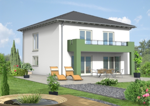 bauset bauset hausplaner meinhausplaner stadthaus 7. Black Bedroom Furniture Sets. Home Design Ideas