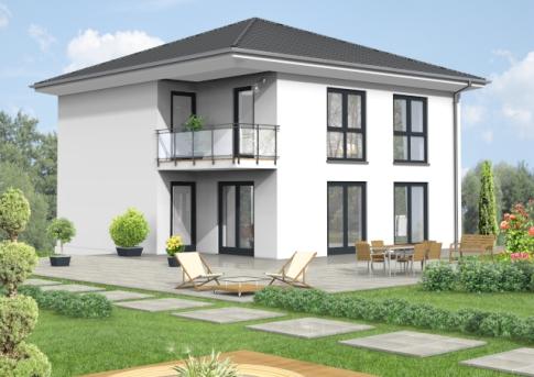 bauset bauset hausplaner meinhausplaner stadthaus 17. Black Bedroom Furniture Sets. Home Design Ideas
