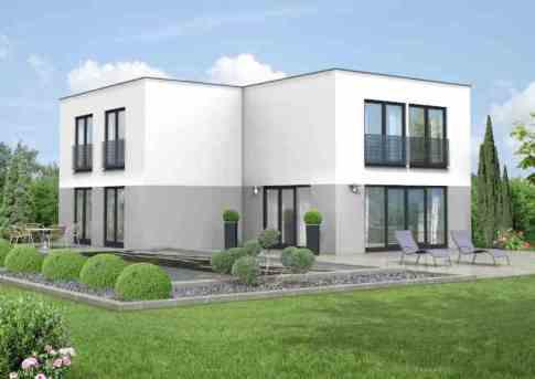 Villen im Bauhausstil Vorschlag 8