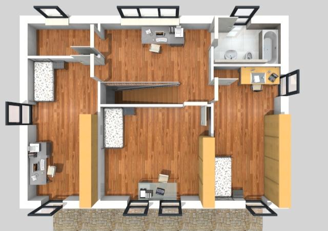 bauset bauset hausplaner meinhausplaner haus juni 2016. Black Bedroom Furniture Sets. Home Design Ideas