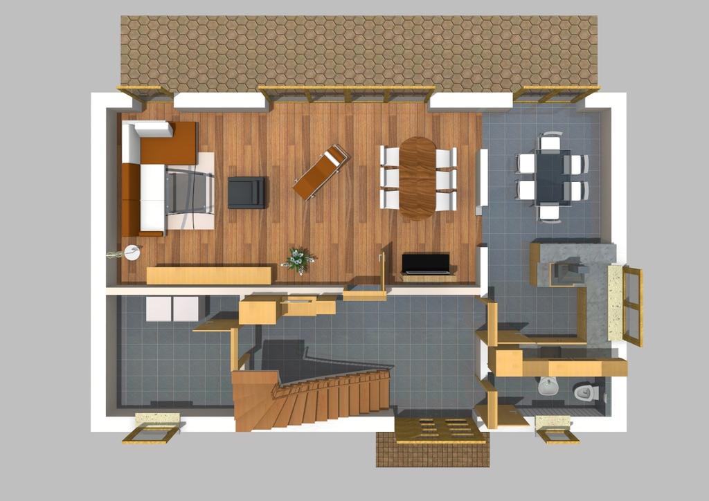 bauset bauset hausplaner meinhausplaner haus pd 04. Black Bedroom Furniture Sets. Home Design Ideas