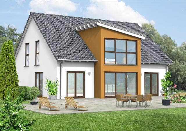 bauset bauset hausplaner meinhausplaner haus sd 159. Black Bedroom Furniture Sets. Home Design Ideas