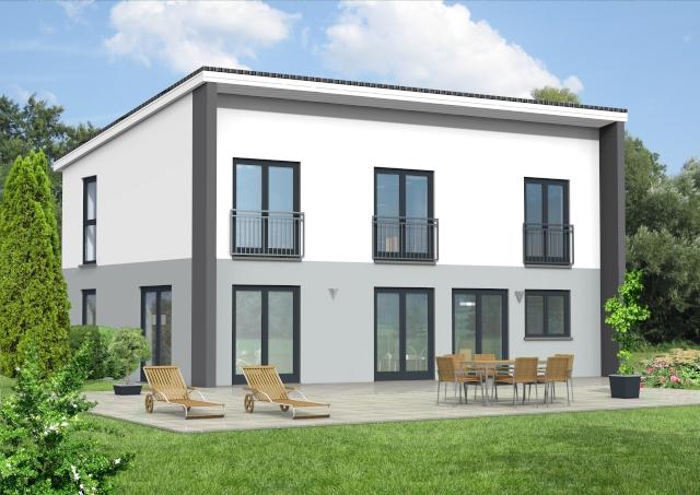 bauset bauset hausplaner meinhausplaner haus pd 14. Black Bedroom Furniture Sets. Home Design Ideas