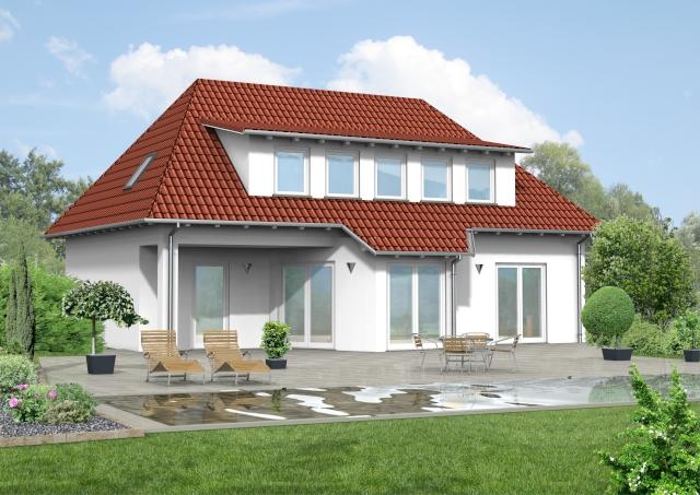 Häufig Bauset, Bauset-Hausplaner, meinHausplaner - Walmdachhäuser JS29